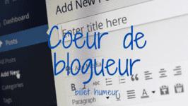 coeur de blogueur